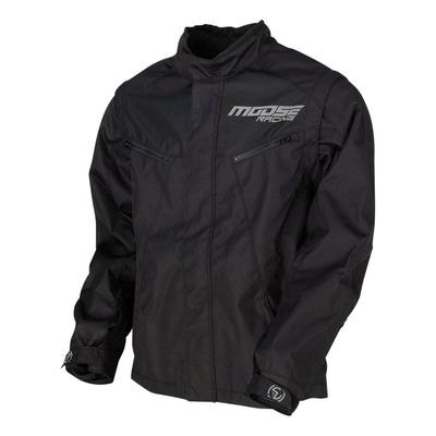 Veste enduro Moose Racing Qualifier noir