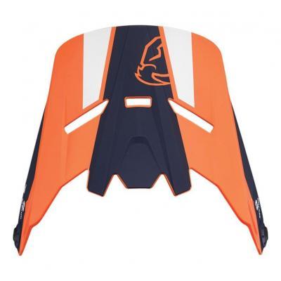 Visière casque cross enfant Thor Sector Split Mips orange/navy