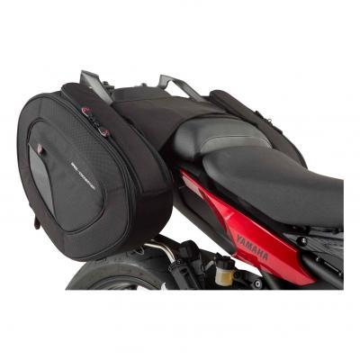Sacoches latérales SW-Motech Blaze noir / gris Yamaha MT-09 Tracer 14-18