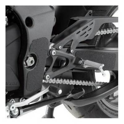 Adhésif anti-frottements R&G Racing noir cadre et bras oscillant Yamaha YZF-R1 13-14