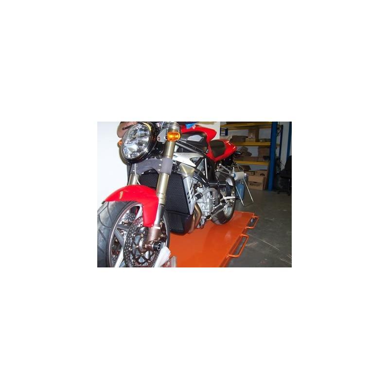 BRUTALE 750 910 Protection de fourche R/&G RACING pour F4 1000