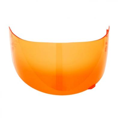 Écran Shoei CX-1 pour casque XR-800/XR-900/X-Ceed 2/Z-One/Synchrotec/Raid/RF-700 HD orange