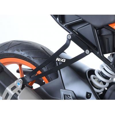 Kit de suppression de repose-pieds arrière R&G Racing KTM RC 390 17-18