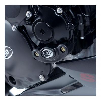 Slider moteur droit R&G Racing noir Suzuki GSR 600 06-11