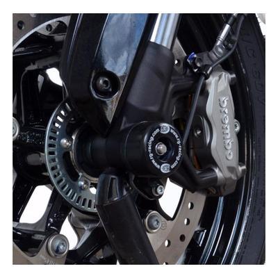 Tampons de protection de fourche R&G Racing noir Indian FTR 1200 19-20
