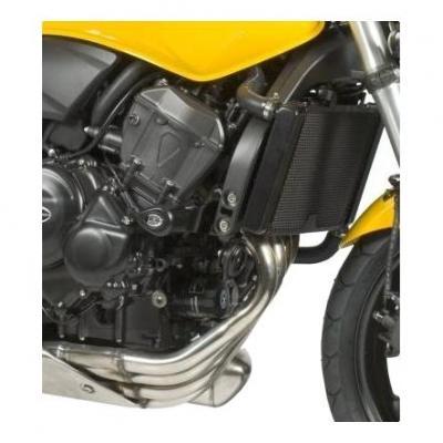 Tampons de protection R&G Racing Aero noir Honda CB 600 F Hornet 07-12