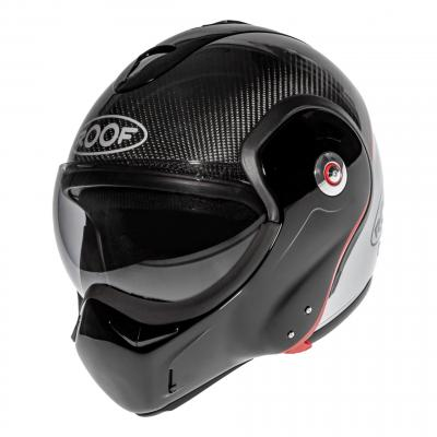 Casque modulable Roof RO9 Boxxer Carbon Uni alu