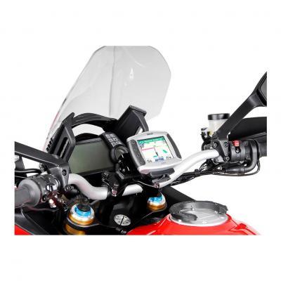 Support GPS SW-MOTECH QUICK-LOCK noir Ducati Multistrada 1200 / S 10-14