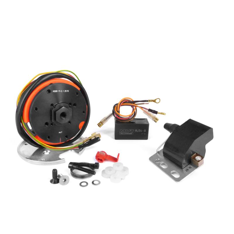 Allumage rotor interne lumière Digital Direct Ludix Jet force C Tec DD10