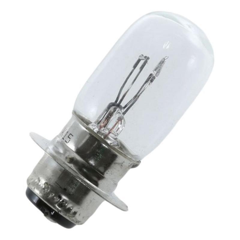 Ampoule P15D25 P35/35W avec collerette 12V 35W/35W