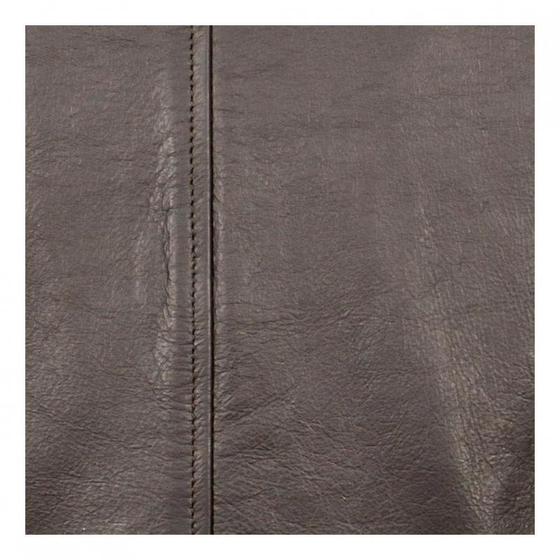 Blouson cuir Helstons Joker marron - 6