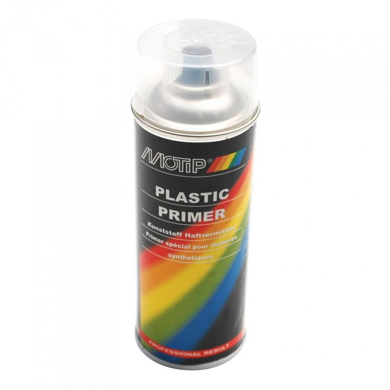 Bombe de sous-couche peinture plastique 400ml