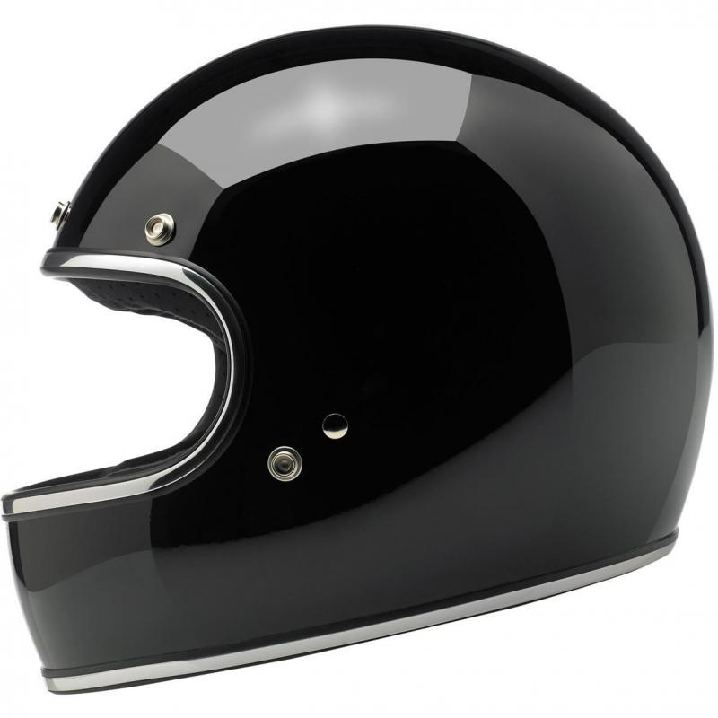 Casque intégral Biltwell Gringo noir - 3