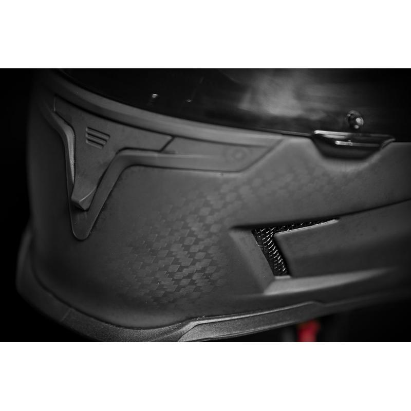 Casque intégral Icon Airframe Pro Ghost Carbon - 6