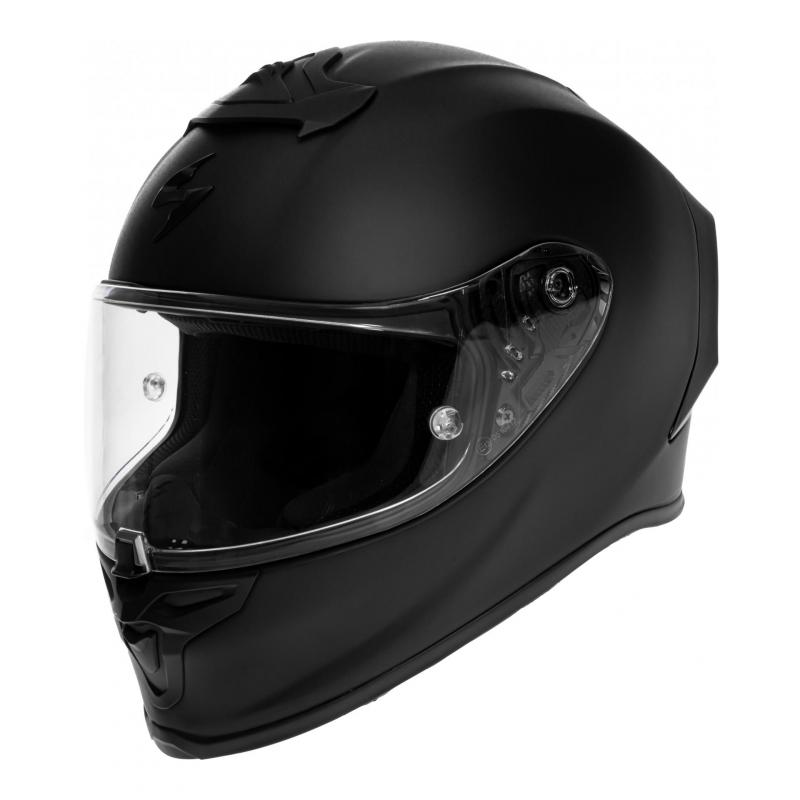 Casque intégral Scorpion Exo-R1 Air Solid Mat noir