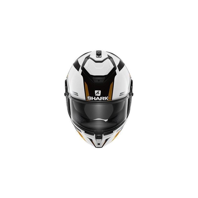 Casque intégral Shark Spartan GT Tracker blanc/noir/or - 2
