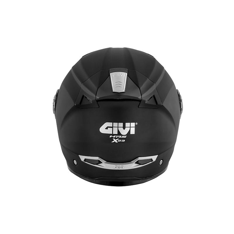 Casque modulable Givi X.23 Sydney Solid color noir mat - 3