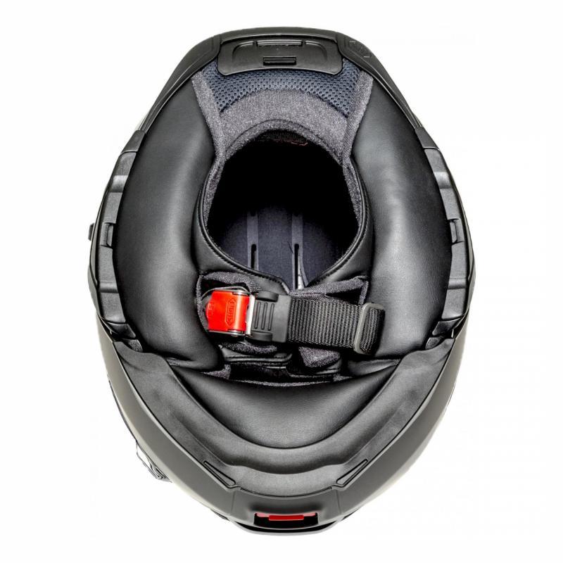 Casque modulable Shoei Neotec II noir mat - 5