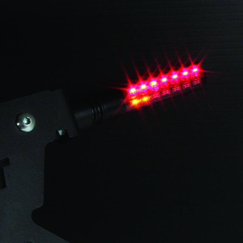 Clignotants arrière LED Chaft Enigma séquentiel multifonction (paire) - 1