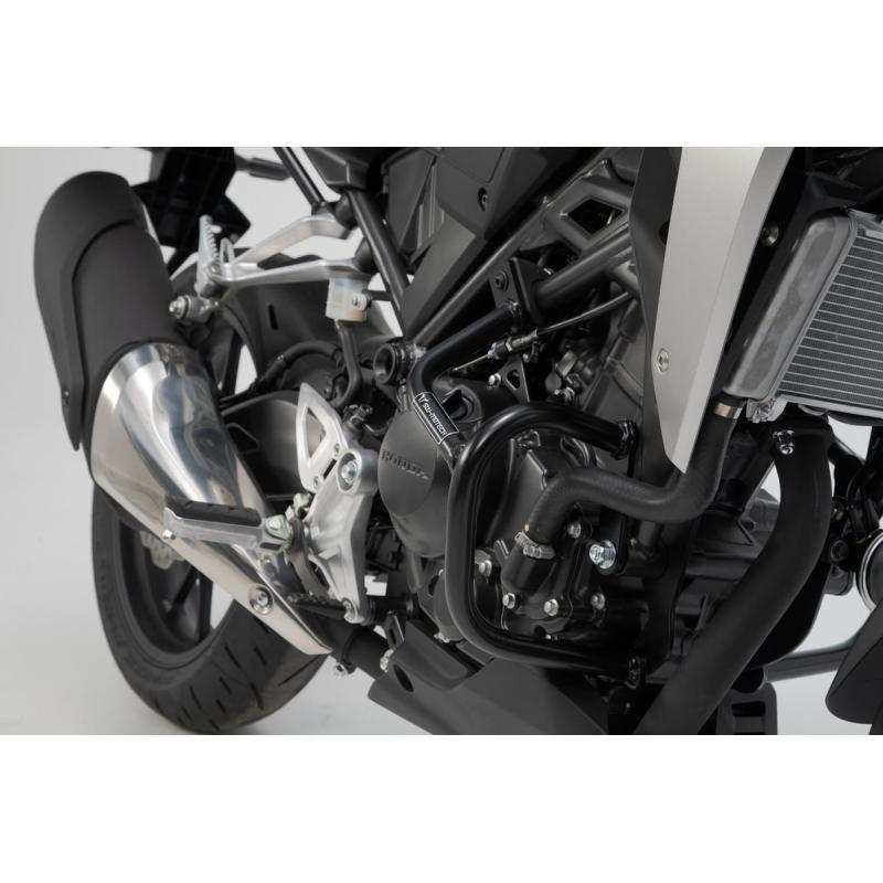 Crashbar noir SW-Motech Honda CB 300 R 18-19 - 1