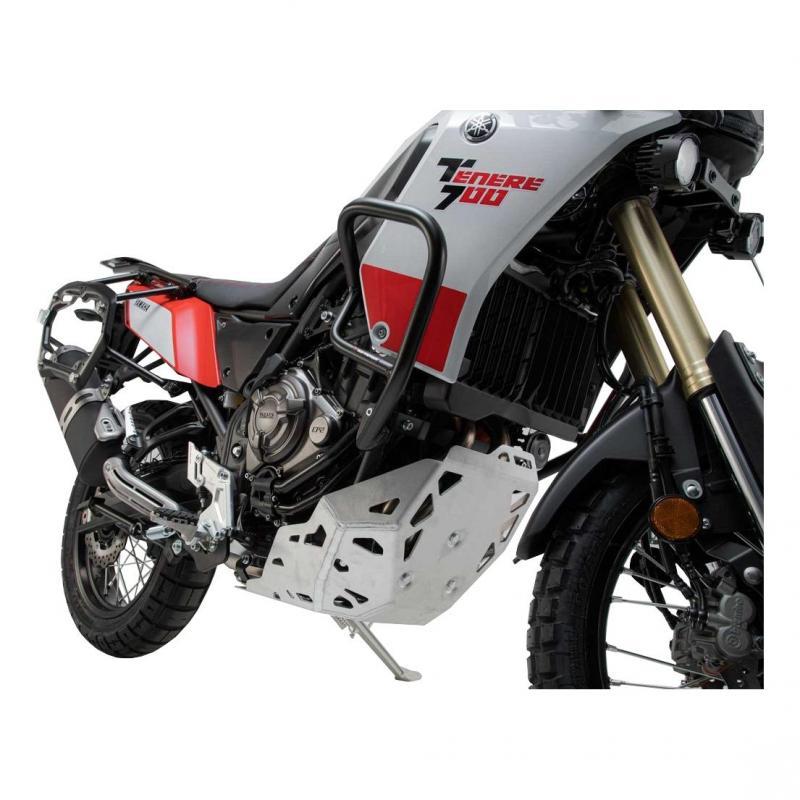 Crashbar noir SW-Motech Yamaha Ténéré 700 19-20 - 6
