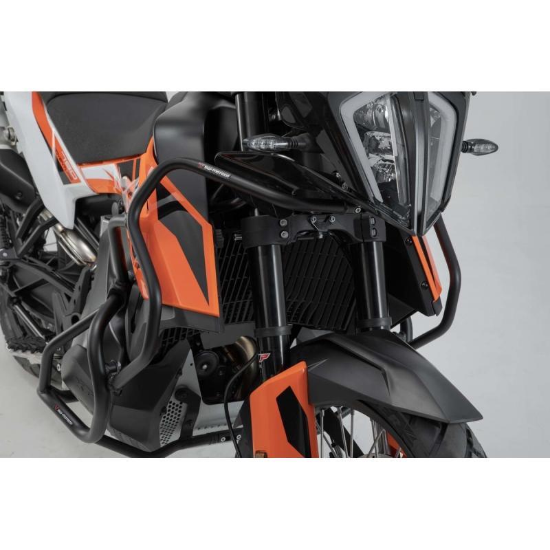 Crashbar supérieur noir SW-Motech KTM 790 Adventure 2019 - 1