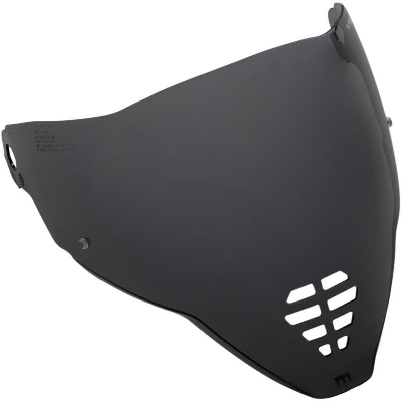 Écran Icon avec prédisposition Pinlock pour casque Airflite fumé