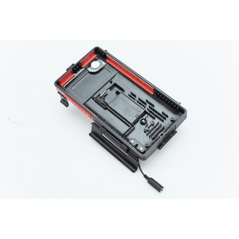 Étui rigide SW-MOTECH pour iPhone 6 / 6S Plus noir - 3