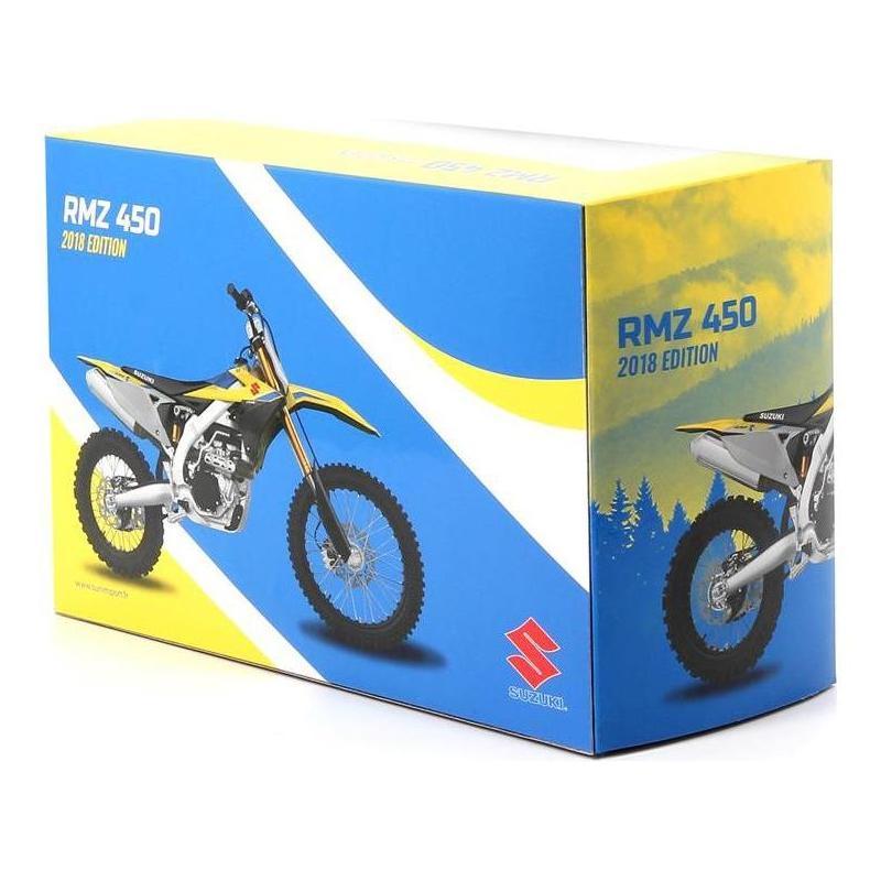 Miniature Suzuki RM-Z450 2018 1:12 - 4