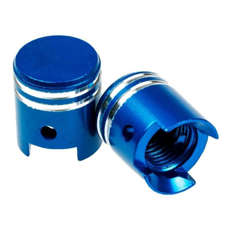 Paire de bouchons de valves TNT Piston