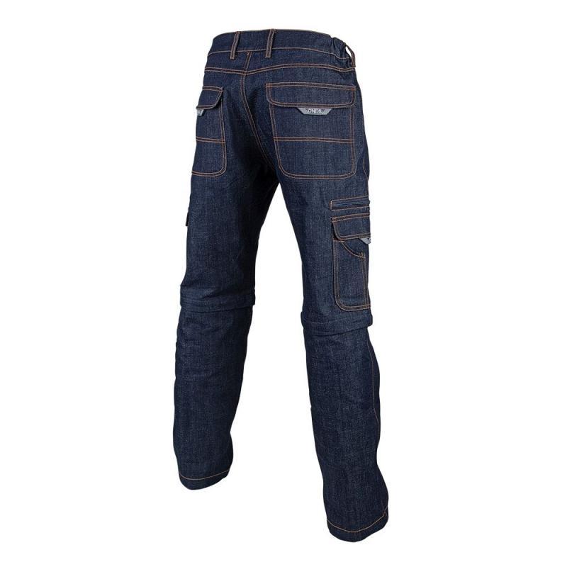 Pantalon d'atelier O'Neal Worker bleu - 1