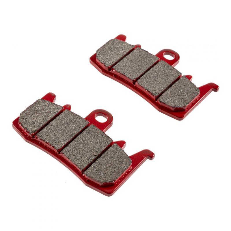 Plaquettes de frein Brembo métal fritté 07BB38SA