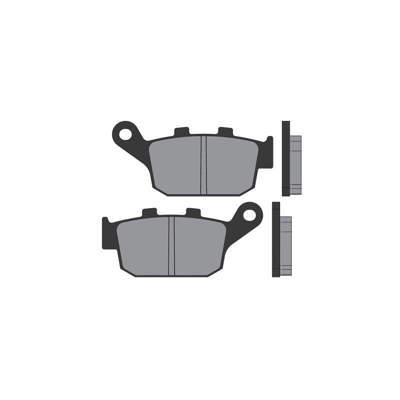 Plaquettes de frein Polini Sintered Foresight/Pantheon/SV 250