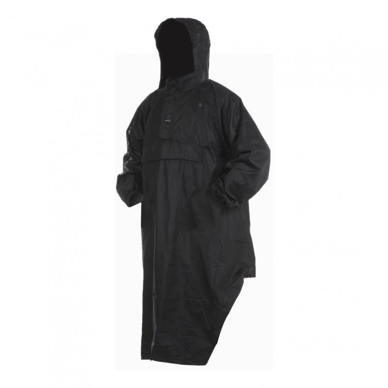 Poncho de pluie V'Quattro VELUM noir - 5