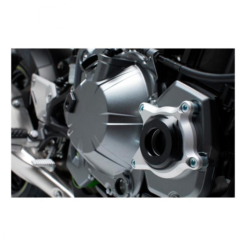 Protection de couvercle de carter moteur Kawasaki Z900 17-18
