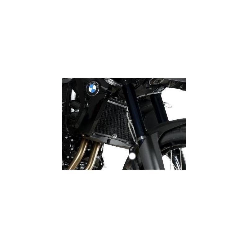 Protection de radiateur noire R&G Racing BMW F 800 R 09-18