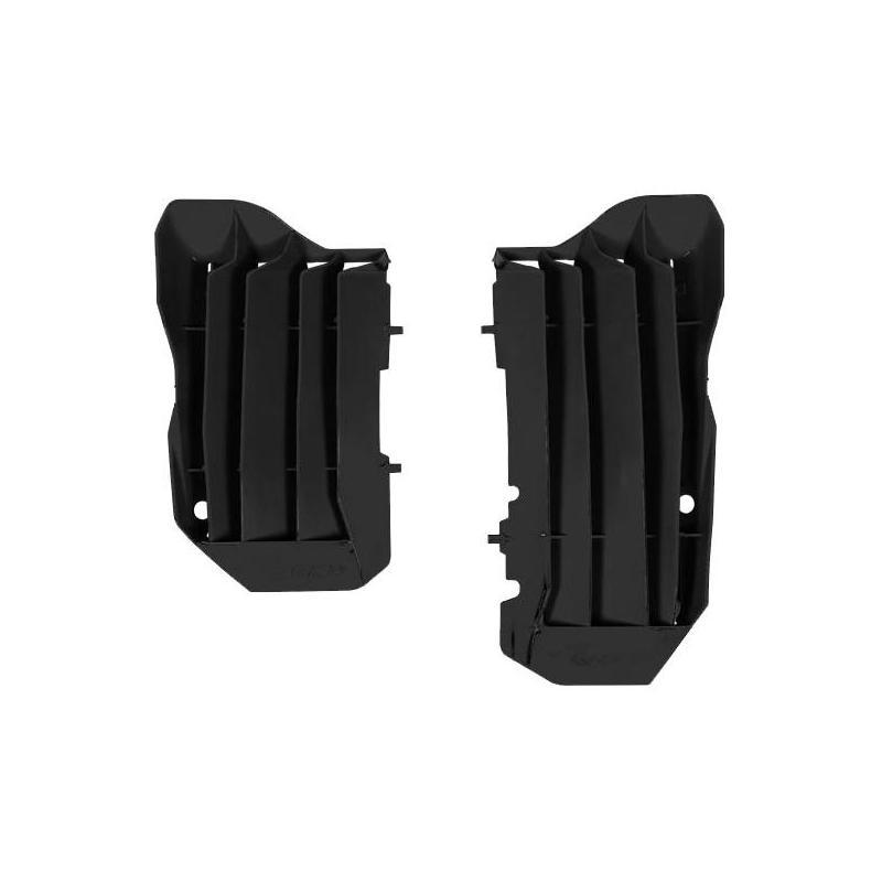 Protection de radiateur RTech Honda CRF 250R 2020 noir