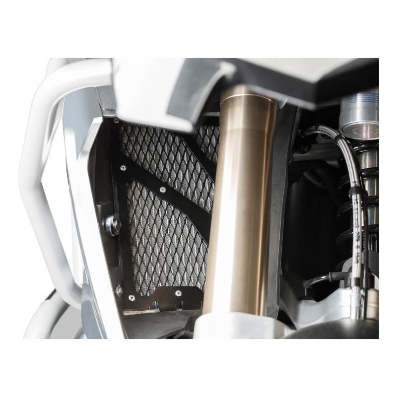 Protection de radiateur SW-MOTECH noir / gris BMW R 1200 GS LC 13-