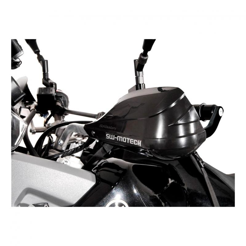 Protège-mains SW-MOTECH BBSTORM noir BMW R 1150 GS et 660 XTZ