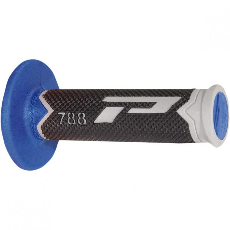 Revêtements de poignée Progrip 788 bleu/gris/noir