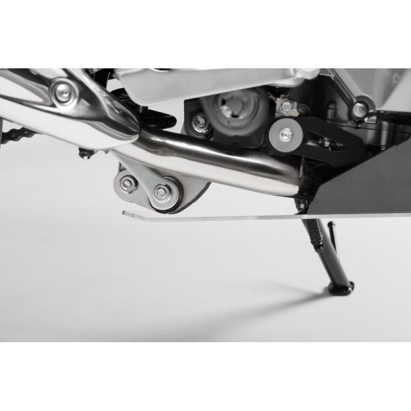Sabot moteur SW-MOTECH noir / gris Honda NC700 / NC750 avec DCT - 1