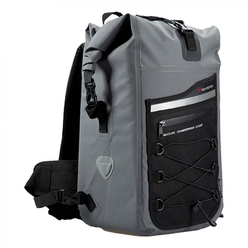 Sac à dos SW-MOTECH Drybag 300 30L gris / noir