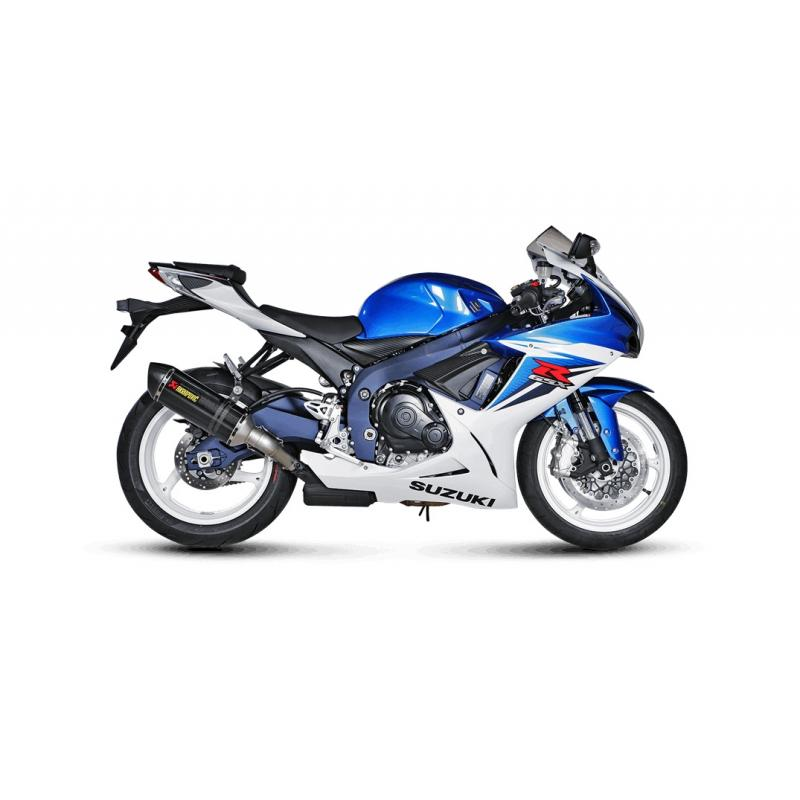 Silencieux Akrapovic Carbone Suzuki GSX-R 600 11-16