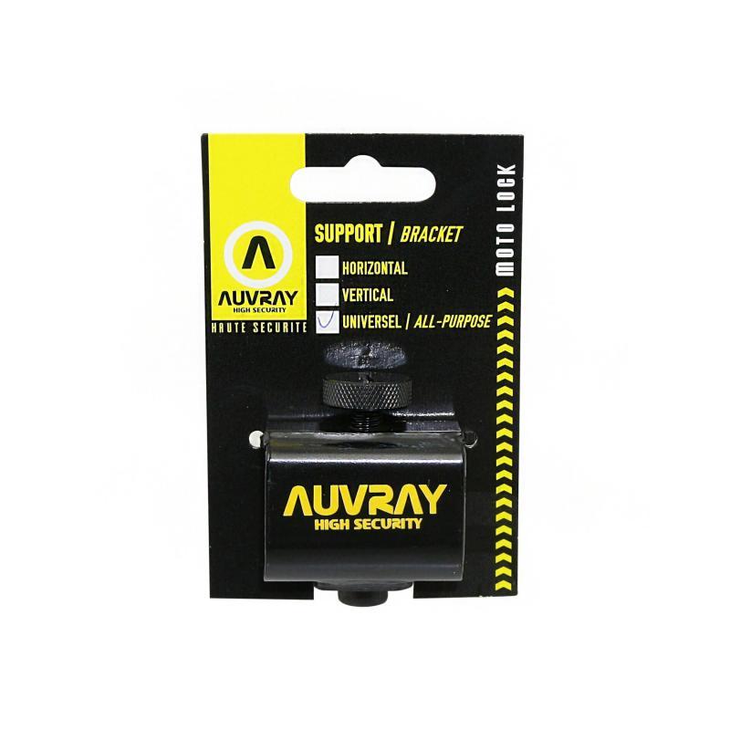 Support antivol U Auvray universel pour antivol Ø16-18mm - 2