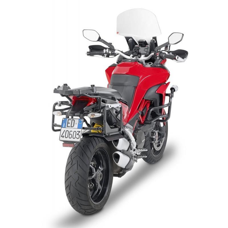 Supports pour valises latérales Givi Trekker Outback Ducati Multistrada 1200 15-