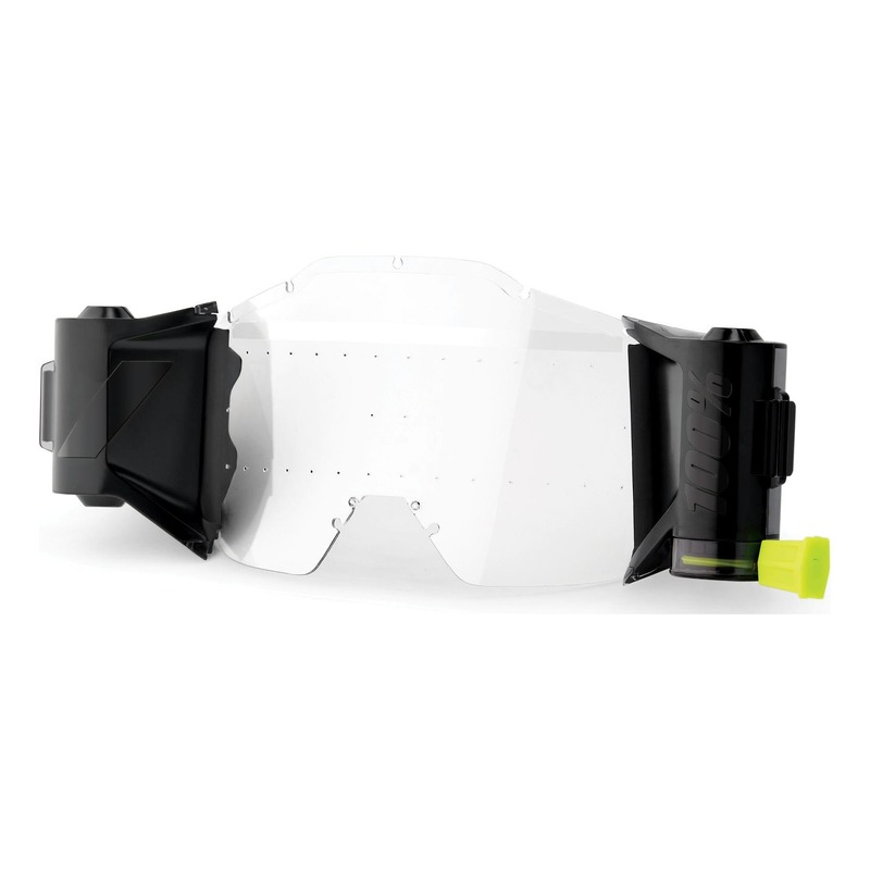 Système roll-off enfant FMF Vision pour masque PowerBomb et PowerCore