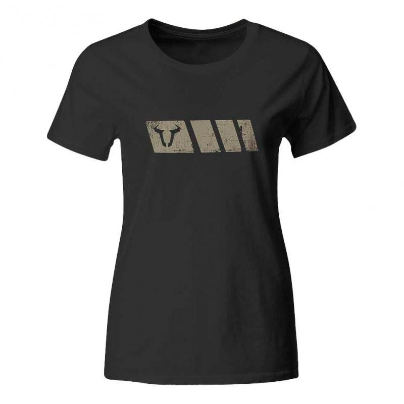 Tee shirt femme SW-MOTECH Legend Gear noir