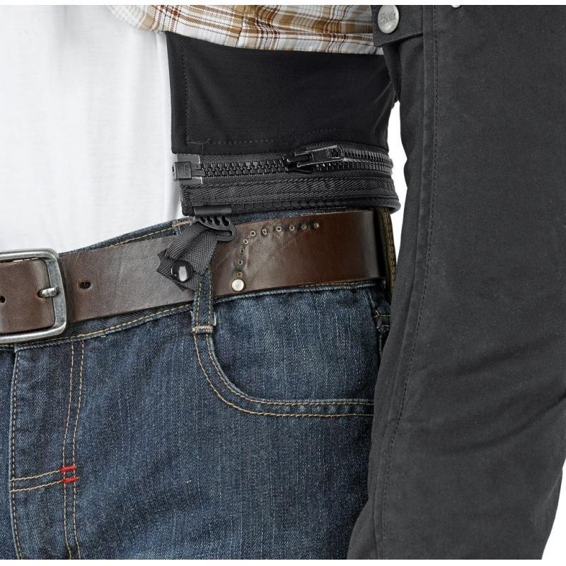 Zip de raccordement veste-pantalon Held ADAPTER RV noir - 1