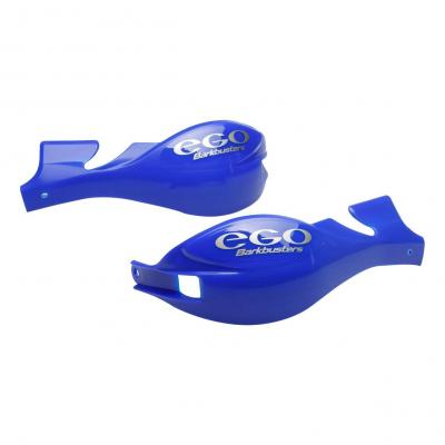 Coques de remplacement protège-mains Barkbusters EGO bleu