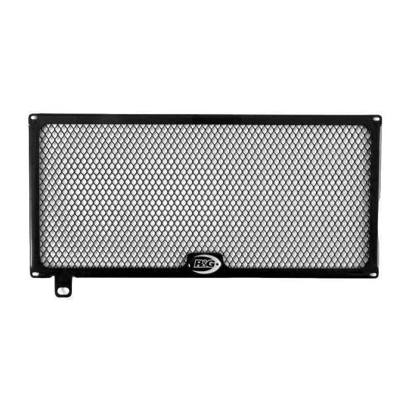 Protection de radiateur noire R&G Racing Kawasaki Versys 650 15-16